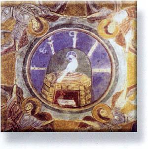 L'Etimasia Cripta della Cattedrale di Anagni, XII sec. ca.